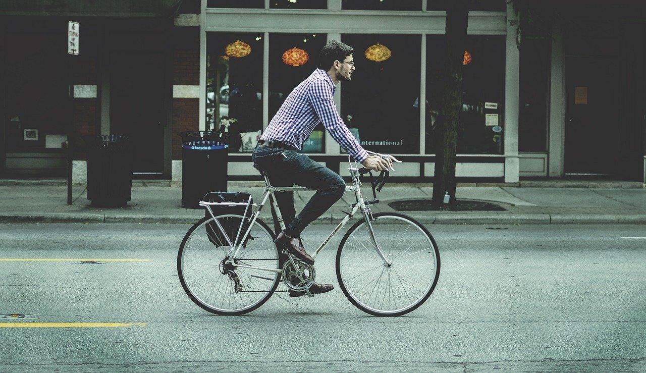 Les cyclistes et le code de la route