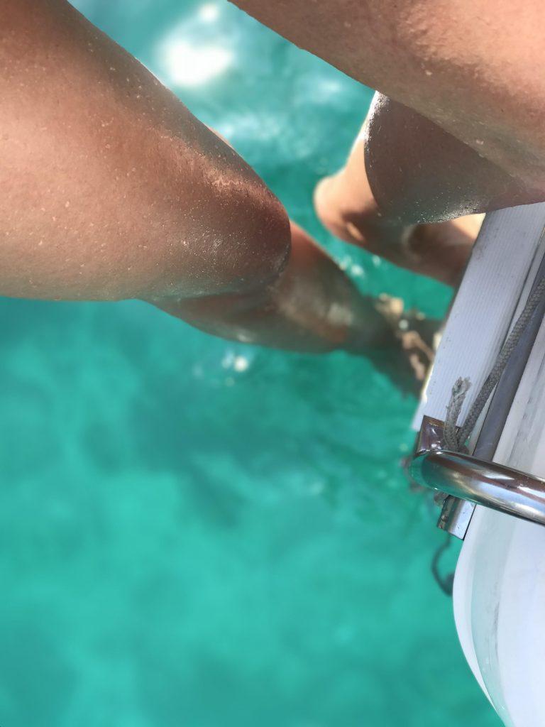 eau turquoise emilie picch
