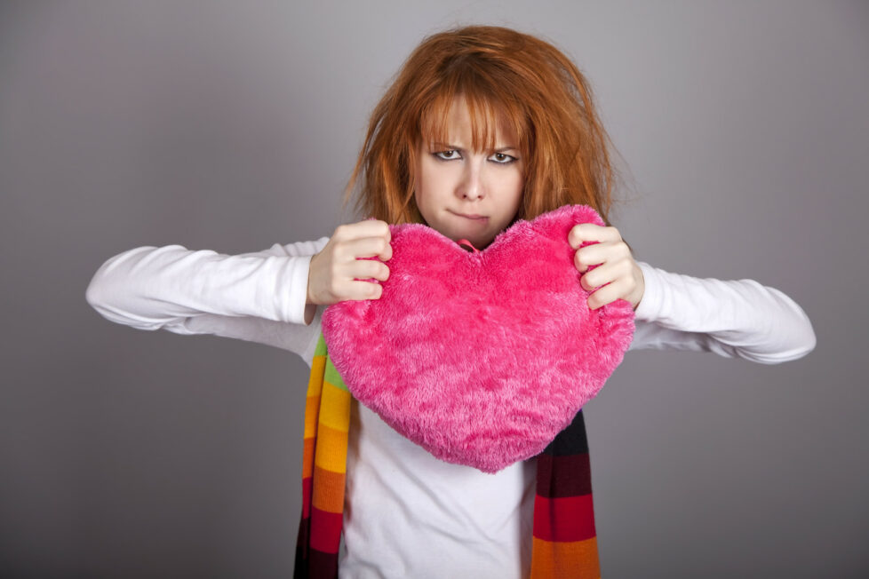 détester la Saint Valentin